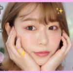 【ツヤ肌】ナチュラル大人モテメイク💖【ピンクブラウン】  by桃桃