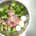 和光野菜レシピ簡単料理 ブロッコリーサラダ