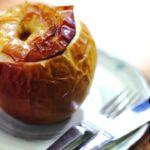 【簡単】焼きリンゴの作り方 / How to make a baked apple【料理音】