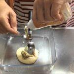 鶏ささみレシピ簡単 ささみの粒マスタード焼き! やめられない味ですよChicken white meat recipes