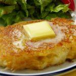 食感やみつき!じゃがいもとささみの簡単「ガレットステーキ」のレシピ・作り方