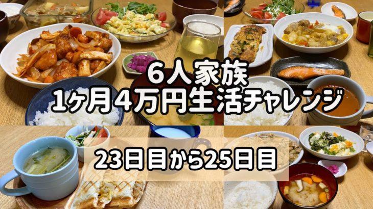 ⑧【節約6人家族 食費4万円生活】#主婦#節約#家計管理