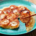 簡単羽根つき「長芋パリパリチーズ焼き」のレシピ・作り方