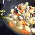 めんつゆレシピ 簡単大根の煮物