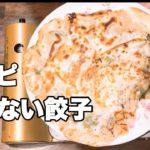 【ズボラレシピ】簡単な餃子の作り方 てか巻かないで作れる2種類の餃子の作り方を紹介します