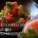 超絶簡単に出来るスイカの料理 Amazing Watermelon recipe. この夏最強のスイカ料理。