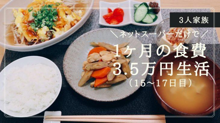 【料理苦手でも節約できる】1ヶ月食費3.5万円生活その5