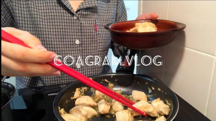 【料理動画】簡単!鶏胸肉レシピ3種類作ってみました【日常vlog】2020.06.19