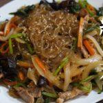 【韓国料理レシピ】本場の味チャプチェの簡単な作り方※絶対に失敗しません【韓国人直伝】チャプチェレシピ 4Kビデオ