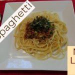 【納豆ラバーズフード】美味しい納豆スパゲッティのレシピ。簡単混ぜるだけ!