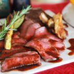 プロが教えるローストビーフの作り方・レシピ【簡単肉料理・ソース・低温調理】