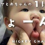 保育園に行く赤ちゃんと働くママの1日【生後10ヶ月】