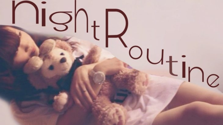 【ナイトルーティン】 2児ママの週末 リアルなnight routine 料理 育児 家事 赤ちゃん