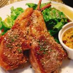 【簡単お洒落ごはん】ラムチョップのソテー/【お肉レシピ】/【料理動画】