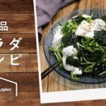 【簡単レシピ】 絶品サラダレシピ