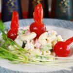 簡単!マカロニサラダの作り方・プロが教えるレシピ【家庭料理】