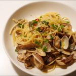 [How To Cook] Vongole Bianco / ボンゴレビアンコ [簡単料理レシピ]