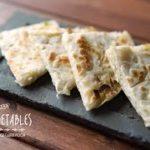 とっても簡単台湾料理♪おつまみに!おやつに!葱油餅:How to Make green onion pancake   EAT MORE VEGETABLES