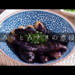 簡単失敗なし!「とろとろナスの煮浸し」の日本イチ丁寧なレシピ動画