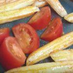 ほぼカニ 食べ方 レシピ 簡単おいしいほぼかに冷製トマトパスタ