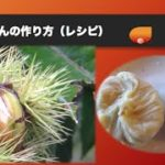 家庭で簡単栗料理:栗きんとんの作り方(レシピ)