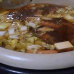 鍋レシピ☆3種類キノコの鍋料理☆人気レシピ