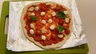 【三種のピザ】【黄金レシピ】【簡単】夏こそピザを作りましょう♪ほったらかしてるだけでしっかり発酵!美味しいもちもちの生地が出来ますよ!