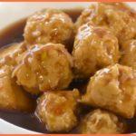 【たった29円‼︎】レンジで作る節約ミートボールレシピ【豆腐】