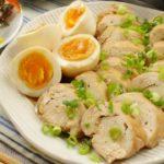 レンジで 簡単5分!しっとりヘルシー 鶏ささみ チャーシュー のレシピ 作り方