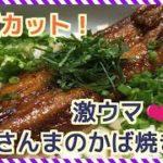 【簡単料理レシピ】糖質カット!さんまの蒲焼丼作ってみた!  I tried to make Sanma 's Grilled Bamboo Bowl!