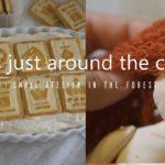 SUB【料理vlog】簡単ですごく美味しいクッキーケーキ(レシピ付)|小さい秋みつけた|赤毛のアン人形制作過程|Fall is just around the corner| cookie cake|