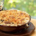 【簡単】🇮🇹 ゴルゴンゾーラと小芋のグラタンの作り方 【料理レシピ】