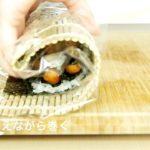 【楽天レシピ】簡単さくらのデコ巻寿司