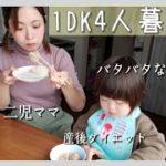 【チートデイ】バタバタな日。とある1日。大助かりな冷凍食品。2歳児と0歳赤ちゃん。姉妹子育てママ。【主婦ルーティン】