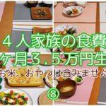 【節約】料理が苦手な主婦が1ヶ月の食費3.5万円を目指します/最終回/誕生日ごはん