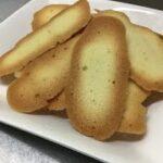 簡単本格人気ラングドシャ(ラングドシャクッキー)レシピ・作り方(オンライン料理教室)