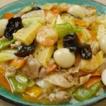 【基本のレシピ】お家で簡単!野菜たっぷり「八宝菜」のレシピ 作り方