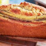 【 混ぜて焼くだけ 】バナナパウンドケーキ ホットケーキミックスで作る簡単おやつ 【 お菓子 料理 レシピ 時短 バターなし 】Mizuki