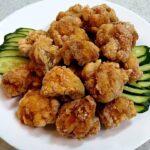 カリッとジューシー鶏の唐揚げ!子供も大満足~定番レシピ【簡単家庭料理】