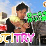 【料理初心者】平子がロールキャベツ作りに挑戦!【クックパッド】