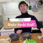【レシピ】大豆ミート使用『恵方巻』の作り方 簡単料理 ヘルシー料理 マルコメダイズラボ 大豆のお肉