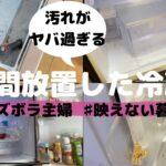 【ズボラ主婦】家事ルーティン/冷蔵庫掃除/簡単常備菜/料理レシピ