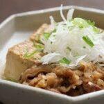 【基本のお料理】肉豆腐の作り方【簡単】