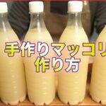 【韓国料理レシピ】 マッコリの作り方! 市販のマッコリより美味しく作れる方法