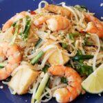 タイ料理|パッタイの作り方。【料理研究家:麻生怜菜】