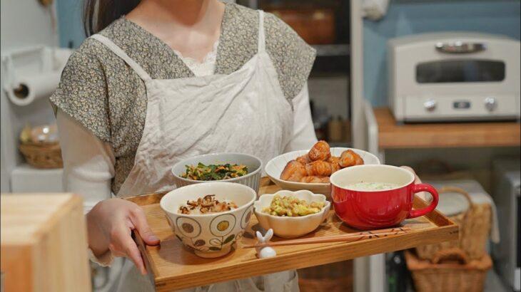 管理栄養士のお腹すっきり腸活レシピ|便秘解消|ダイエット【料理vlog】