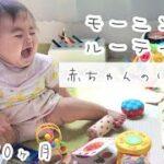 【10ヶ月赤ちゃん】ママとモーニングルーティン☀︎日常vlog【moaning routine】Life with a baby