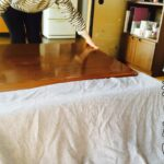 【40代主婦・節約】コタツカバーはシーツで代用👍/コタツ布団は家で洗う👍