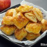 アップルパイの作り方☆トースターで簡単!ひとくちサイズの可愛いアップルパイです♪冷凍パイシートで手軽に作れる簡単おやつレシピ☆-How to make Apple Pie-【料理研究家ゆかり】