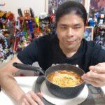 モッパン辛ラーメンプデチゲ韓国ラーメン韓国料理アレンジレシピ簡単プデチゲラーメンMUKBANG